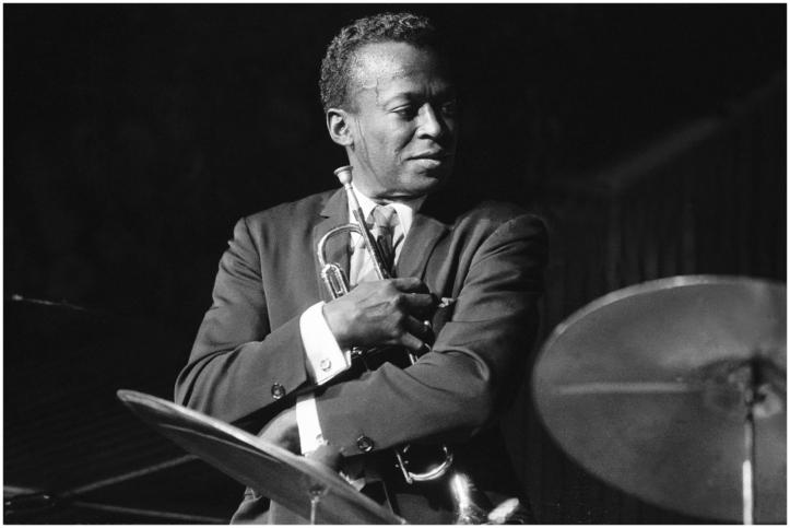 Miles Davis Copenhagen – 1964