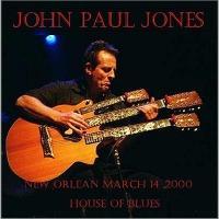 John Paul Jones(bajo y teclados)