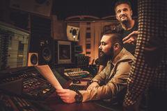 musicos de sonido