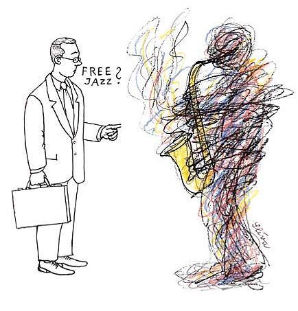 free jazz yes
