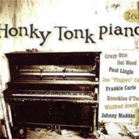 Historia del piano Honky Tonk