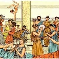 Música en la antigua Grecia